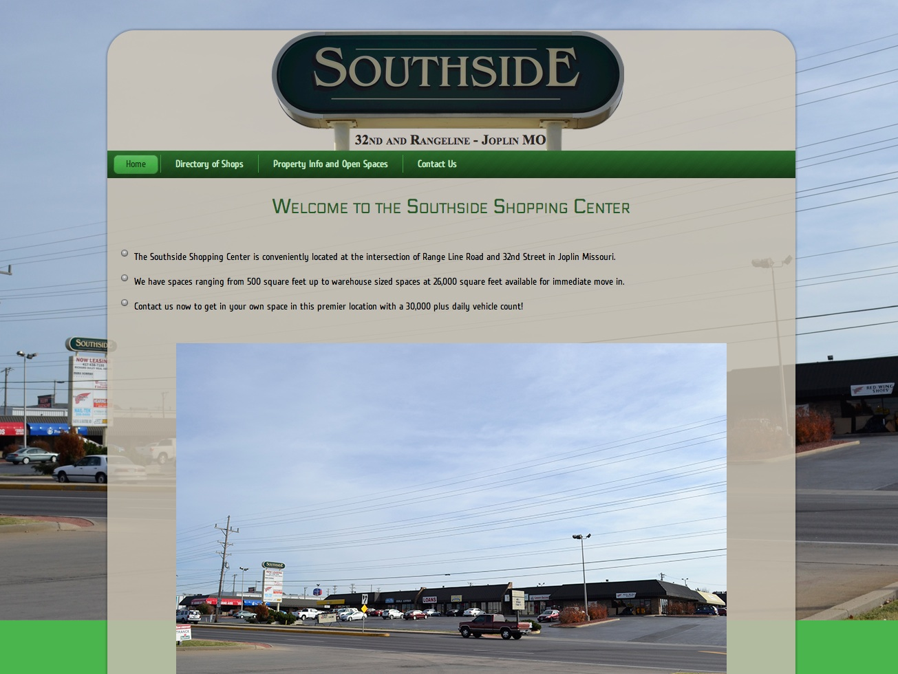 Southside Shopping Center