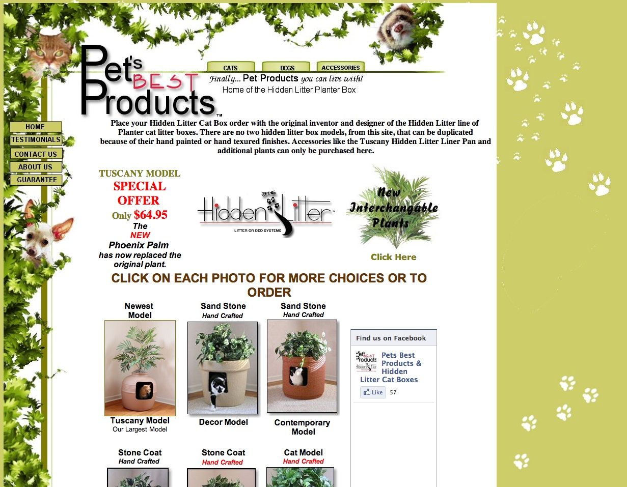 Pets Best Products