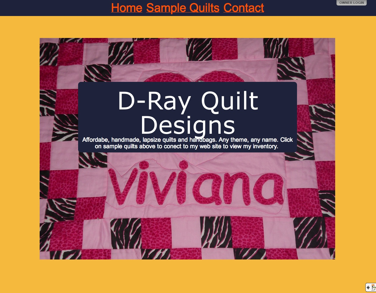 D ray quilt